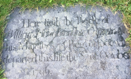 Grave Inscription