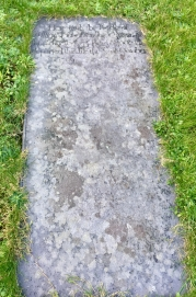 The Grave of William Houghton