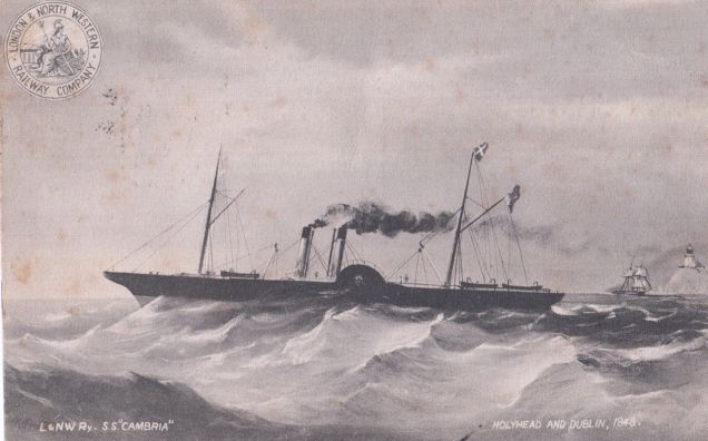 PSS Cambria 1848